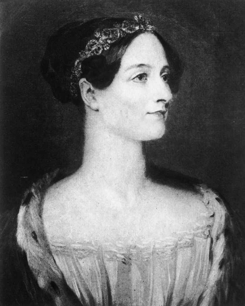 Ada Lovelace 1815 - 1852