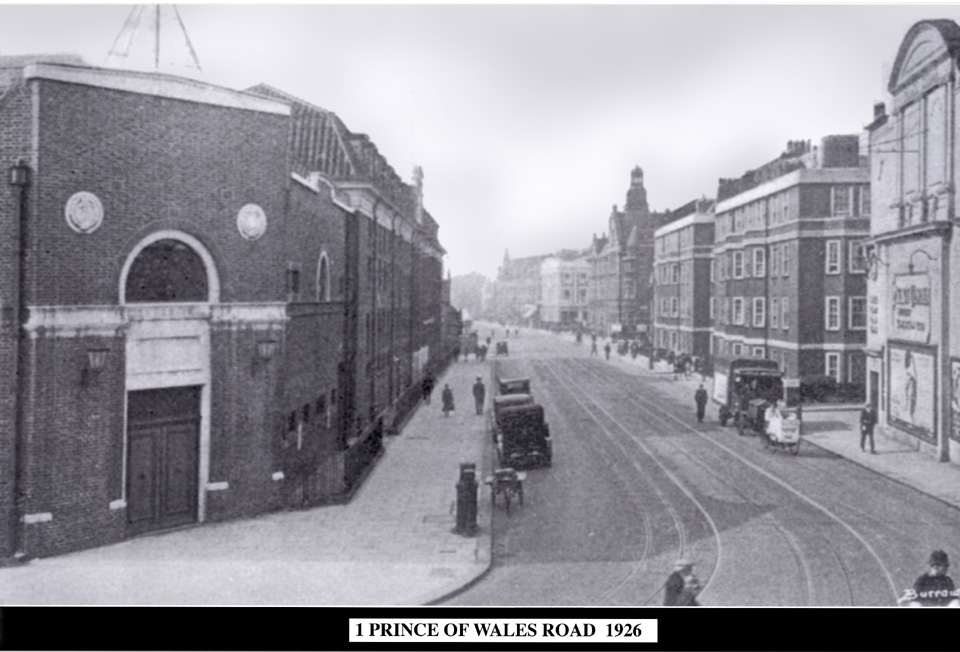 One Prince of Wales Road 1926