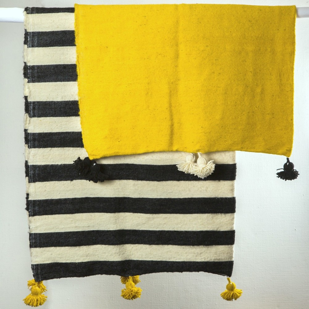 Darkroom London - Berber blanket - £192.00