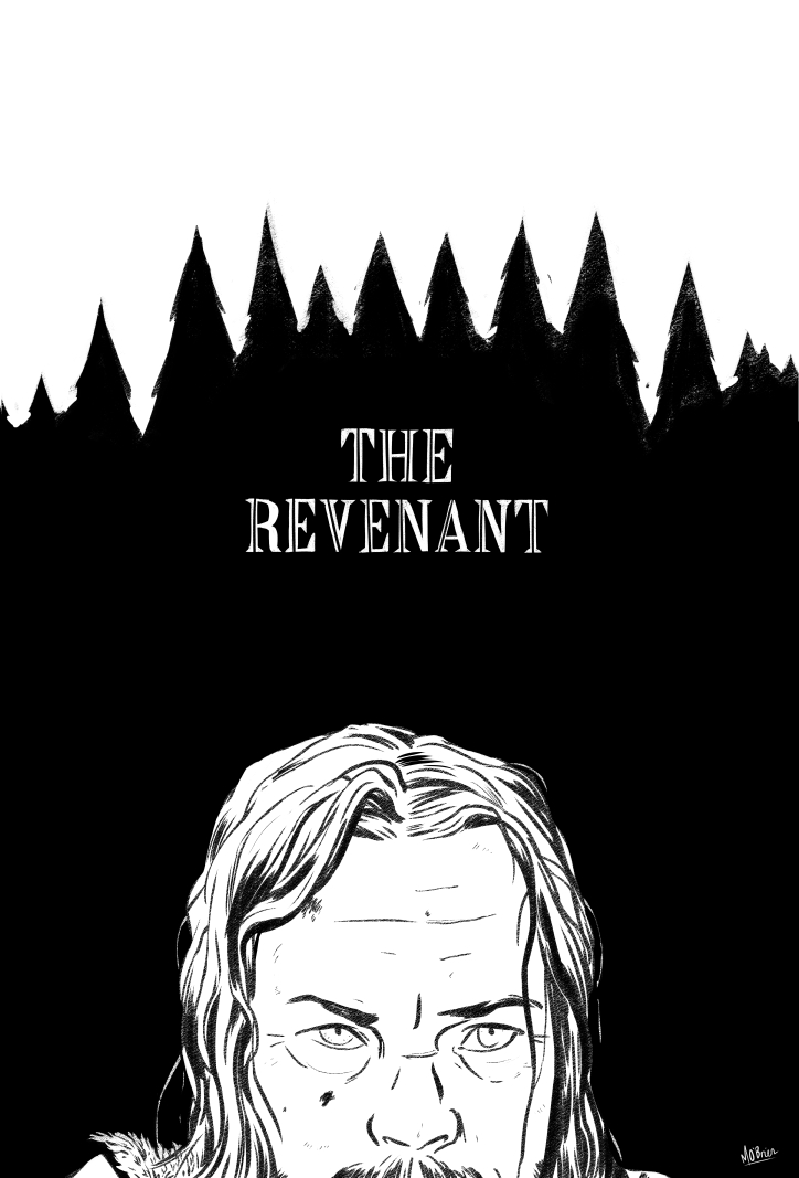 Mike O'Brien - 'The Revenant' (http://www.mike-ob.com/)
