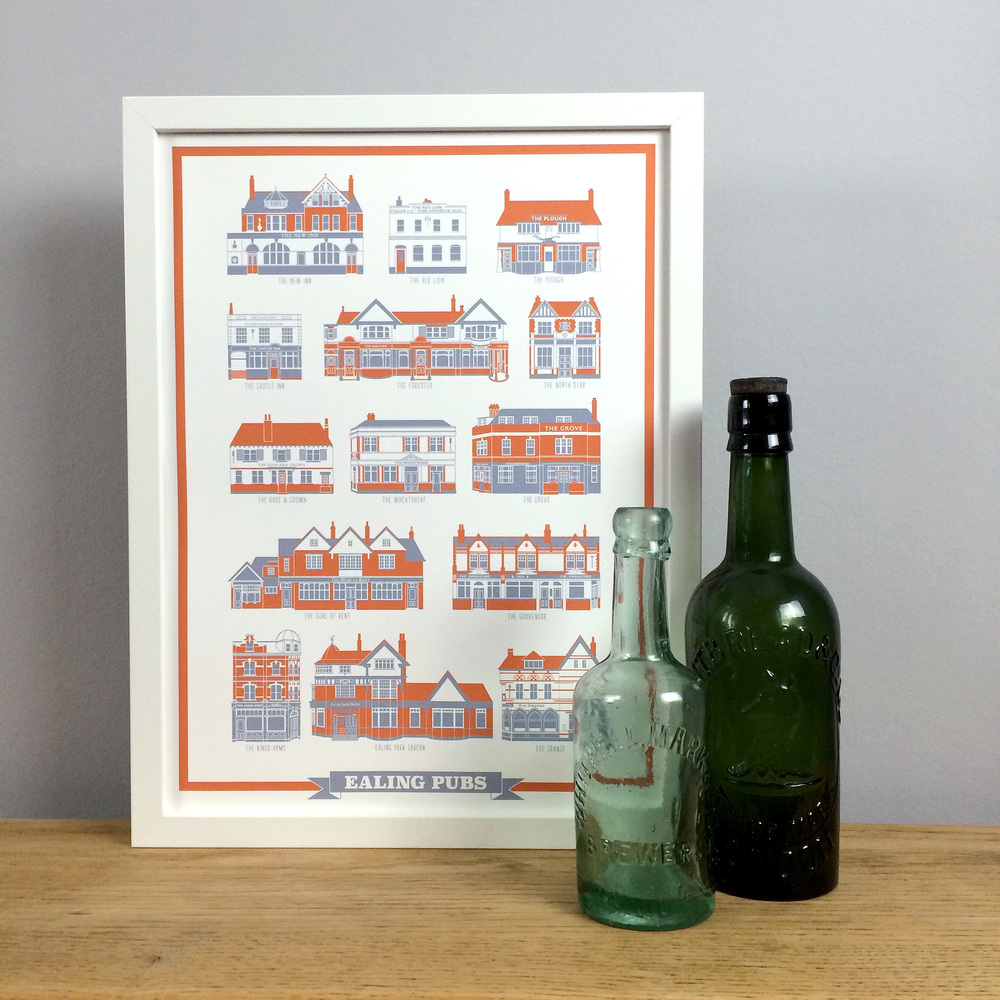 Print by Charlotte Berridge -  available here