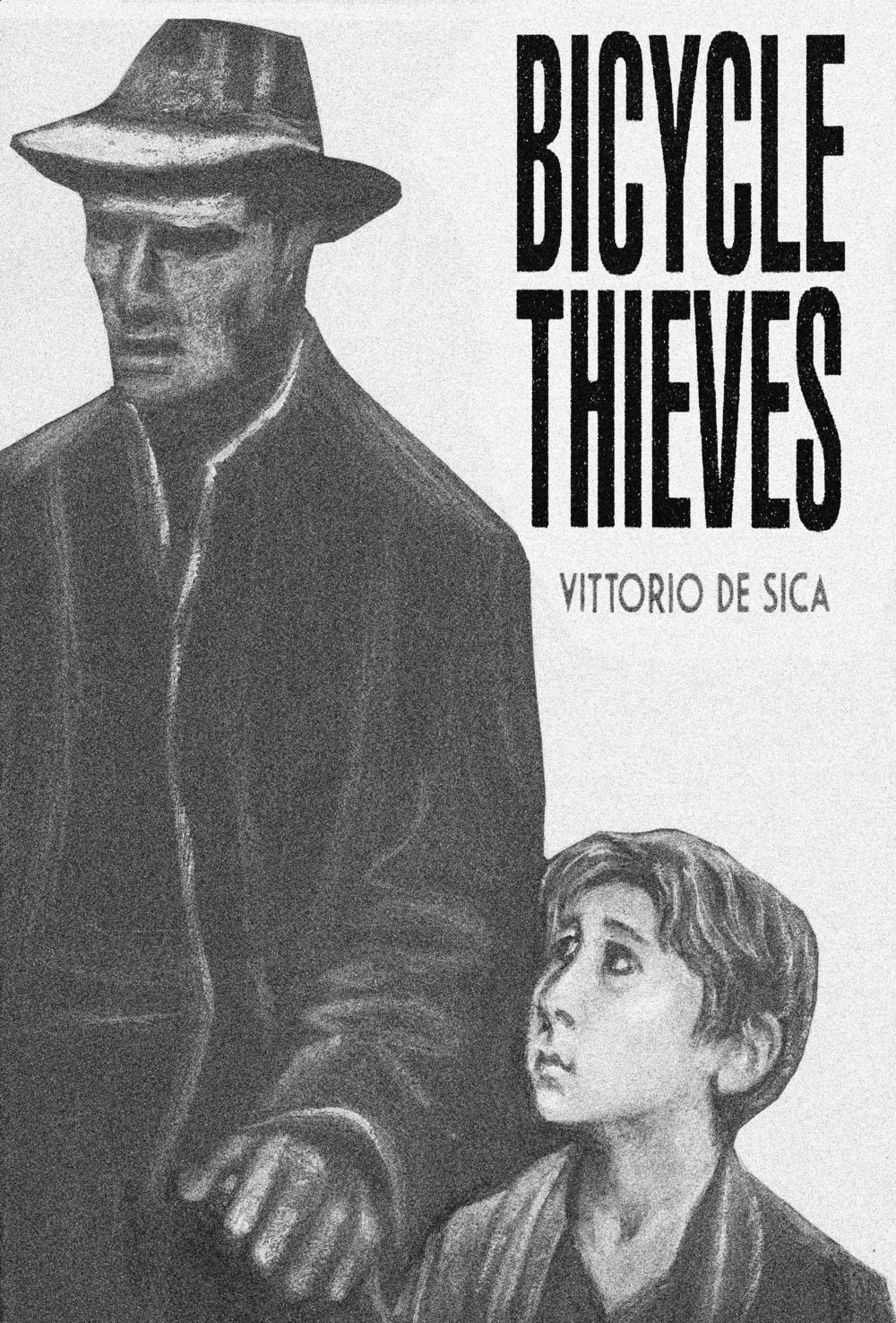 Bicycle Thieves by Natalie Darbeloff