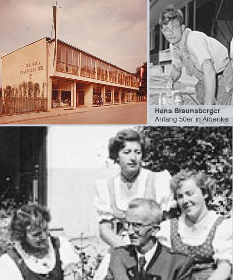 Franz Keller & Familie