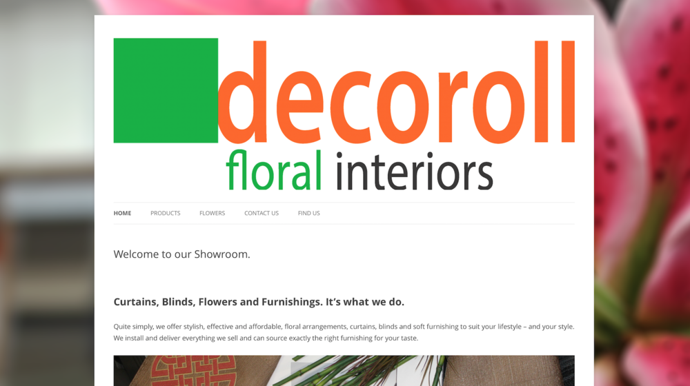 Decoroll Floral Interiors