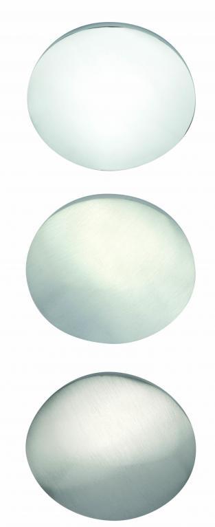 6cm Door knobs -http://www.hafele.com.au/hafelehome/products/handles/furniture-handles/aluminium/round-flat-knob/
