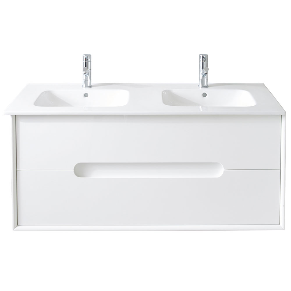 Vanity -   Raymor Wentworth Wall hung 1200mm vanity   (comes with one tap hole and in a 900mm too)
