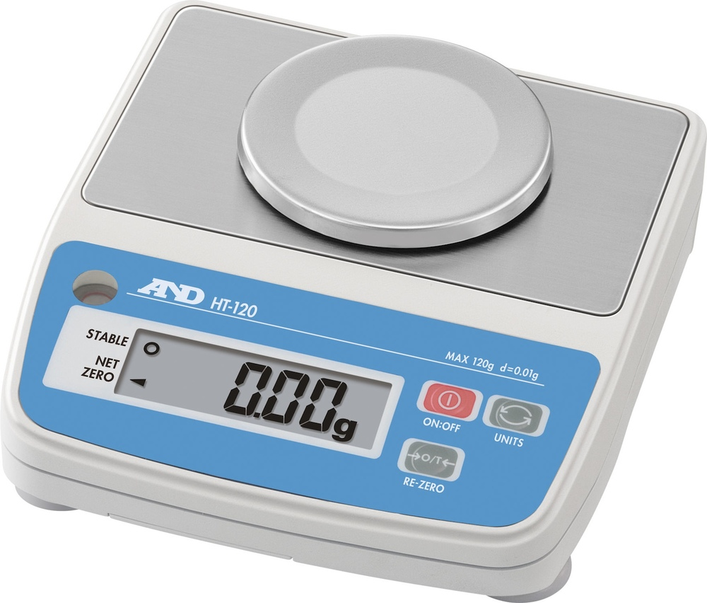 A&D Scales (for use on stable surfaces) — Hallprint Fish Tags