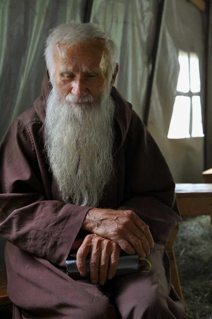 Il monaco eremita, Limone Piemonte