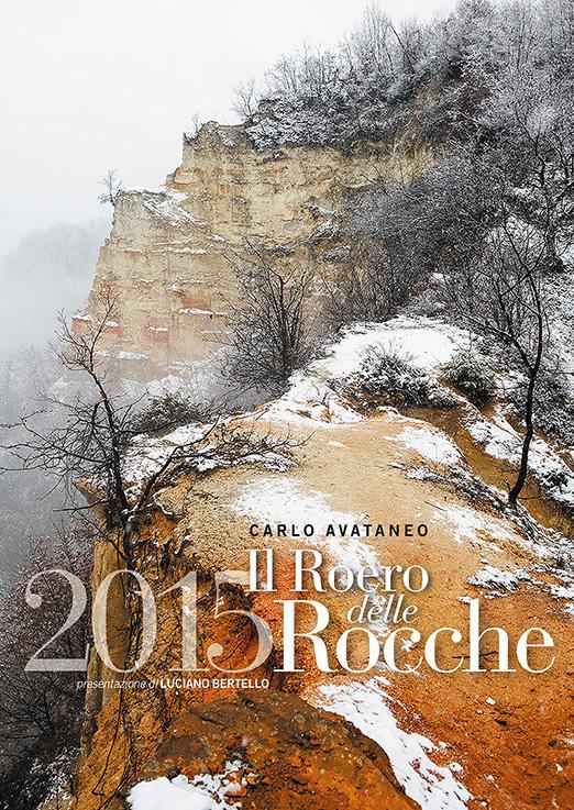 La copertina del calendario che apre la trilogia del Roero