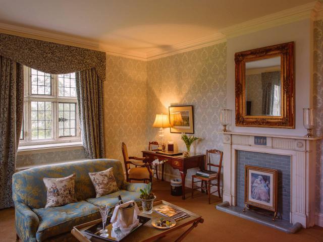 Waterford Castle Wedgewood Suite
