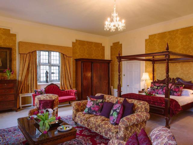 Waterford Castle Presidential Suite