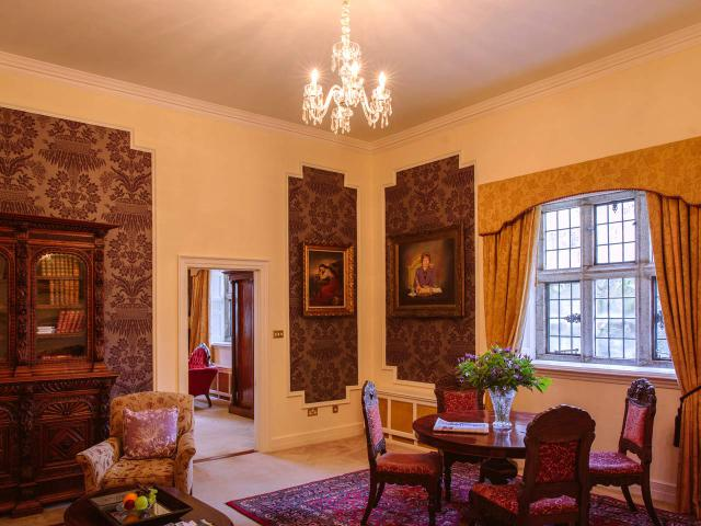 Waterford Castle Presidential Suite
