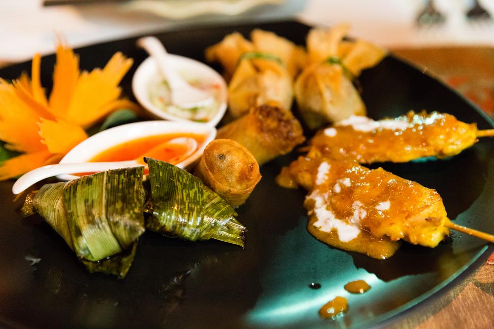 The eat sense platter