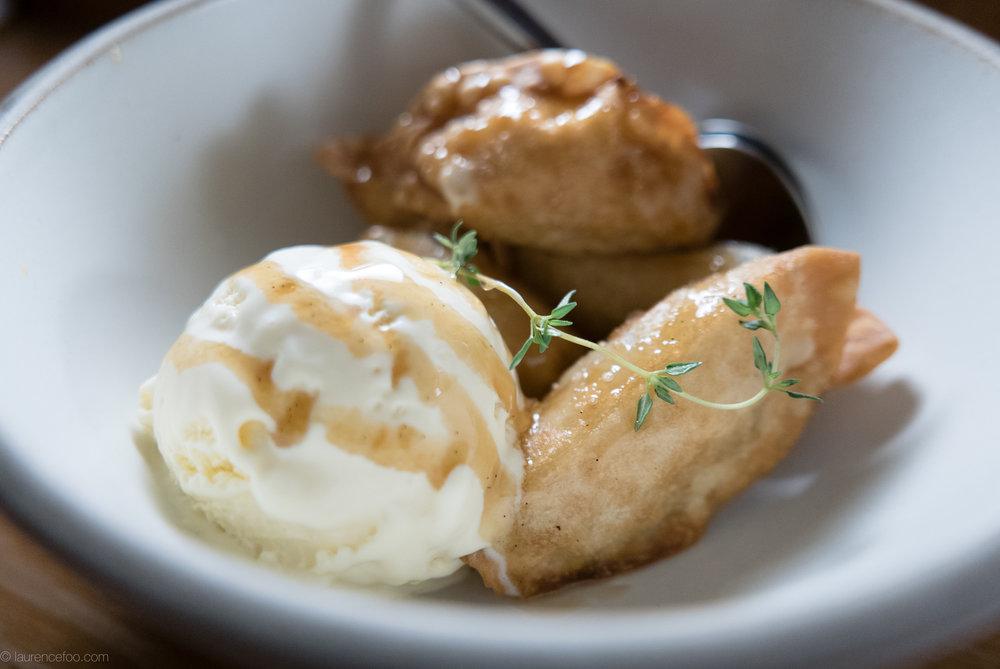 The magnificent Dumpling Dessert