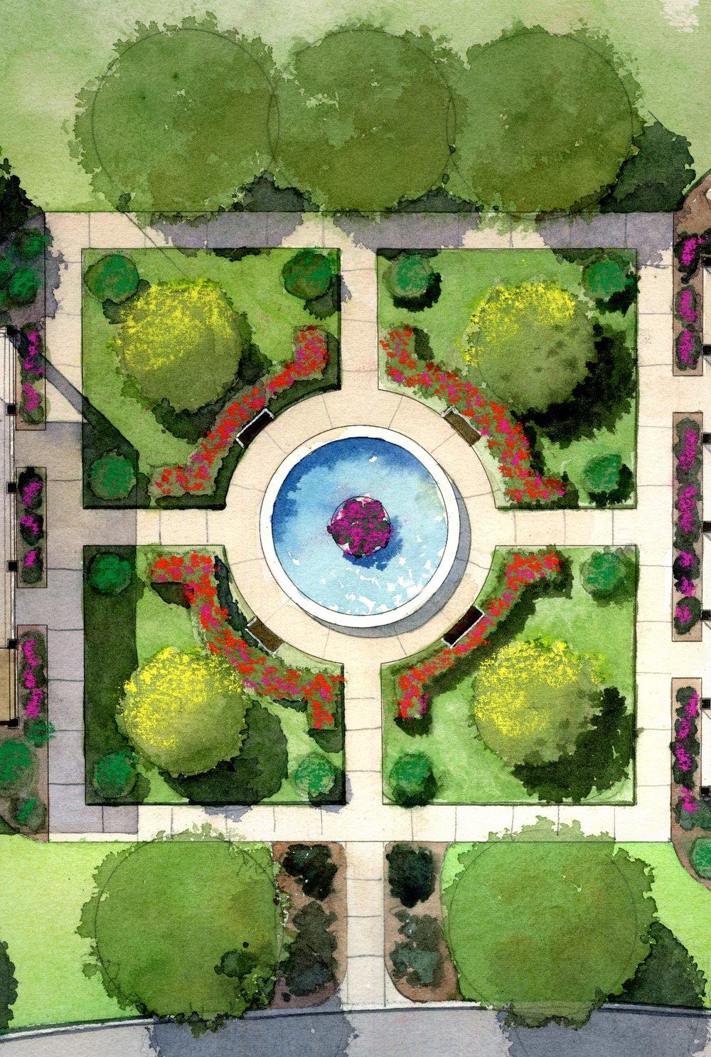 Rose Garden with Fountain.jpg