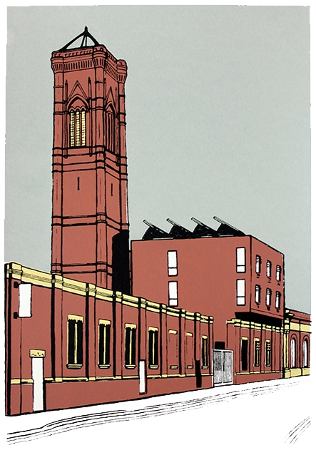 Tower Works, Leeds