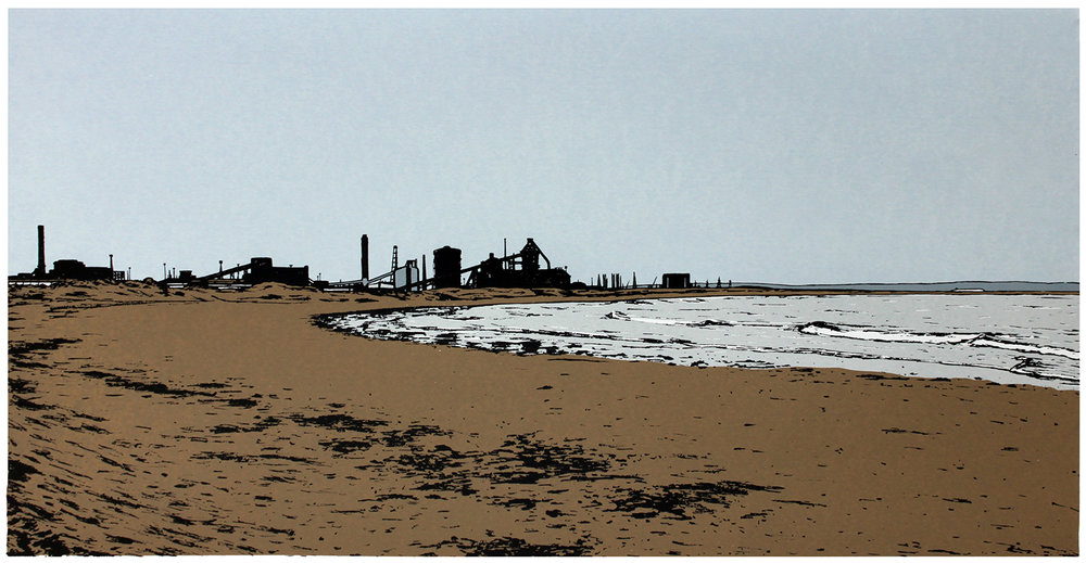 The Blast Furnace at Redcar