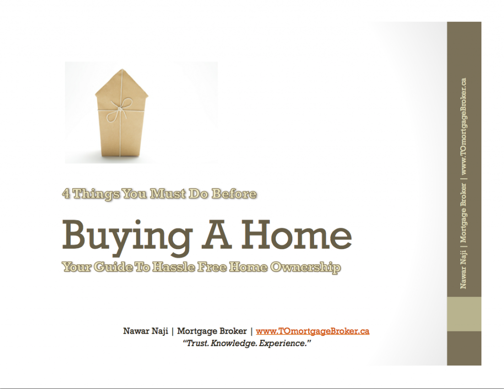 Buying A Home E-Book