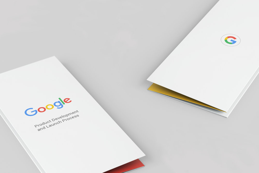 Google   Graphic Design / Information Design