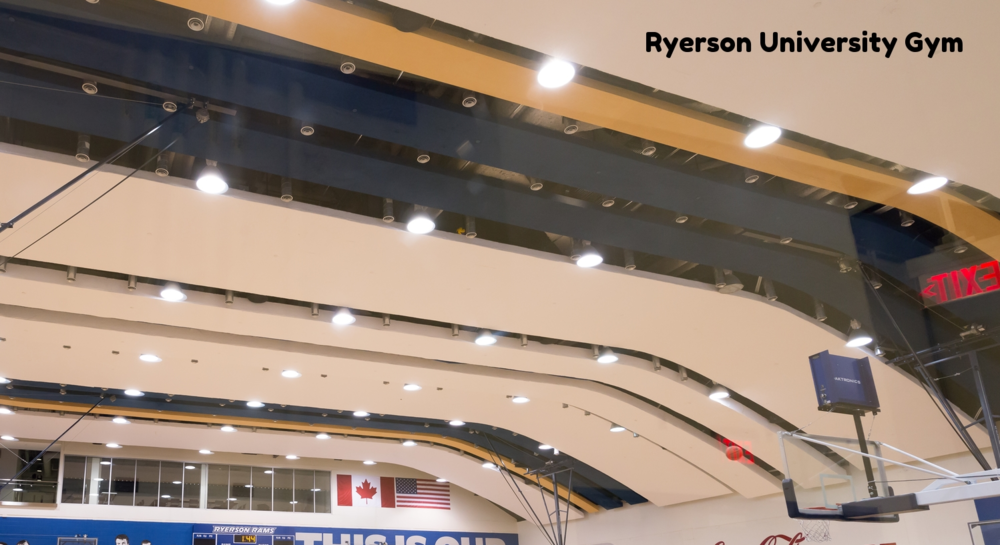 Ryerson University Sports & Recreation Centre at Maple Leaf Gardens