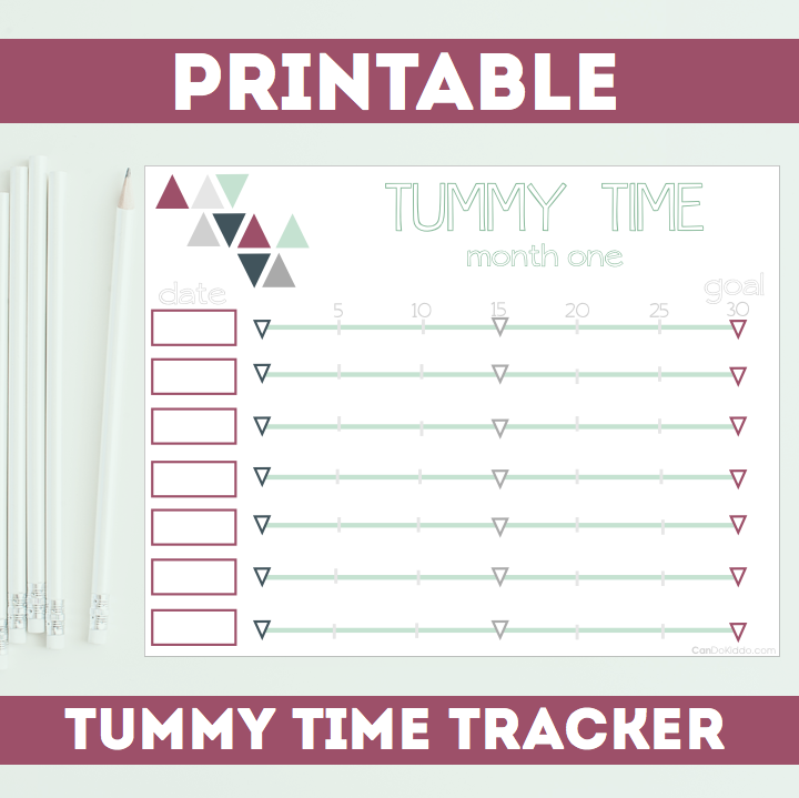 Tummy Time Tracker