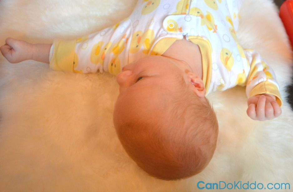 ATNR - The infant reflex that can inhibit crawling if it doesn't disappear. Blog Post: Why do some babies skip crawling? CanDo Kiddo