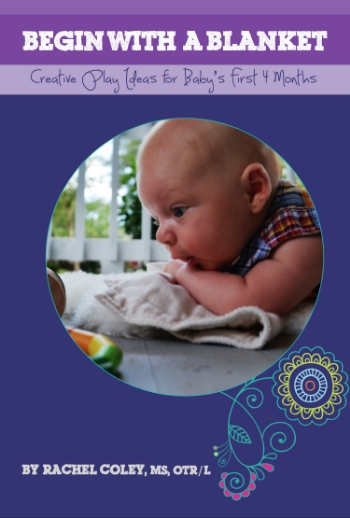 Book promoting healthy baby development through early play - CanDoKiddo