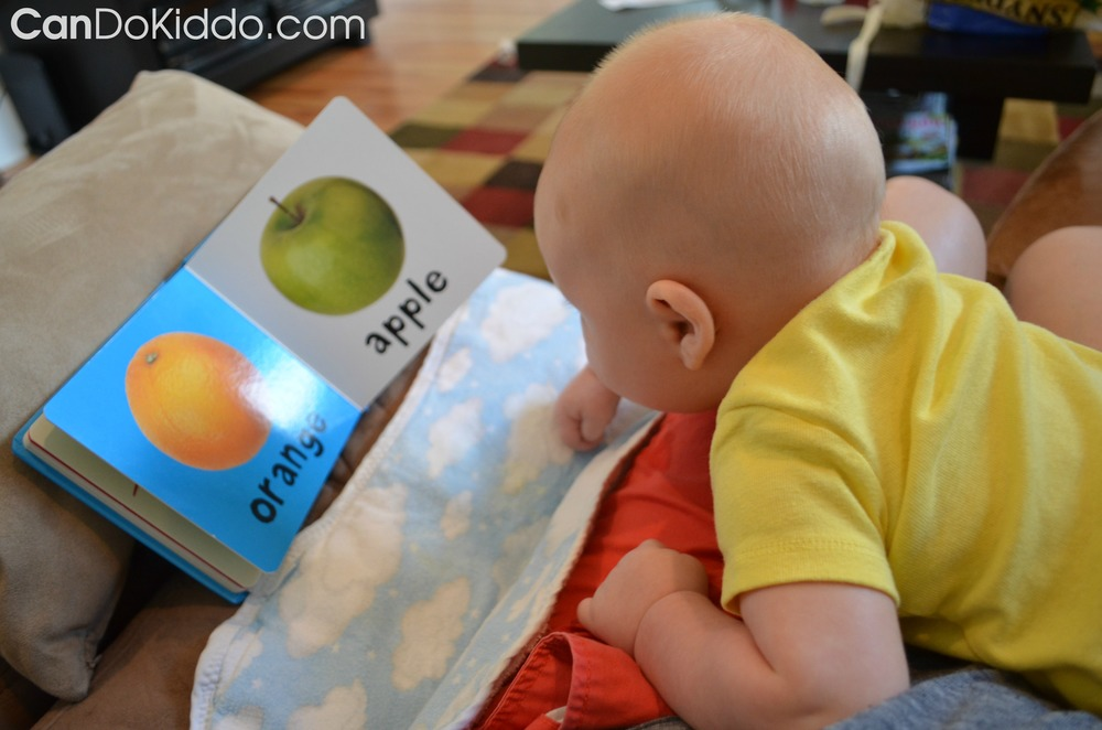 Tips and activities for babies who roll out of Tummy Time. CanDo Kiddo