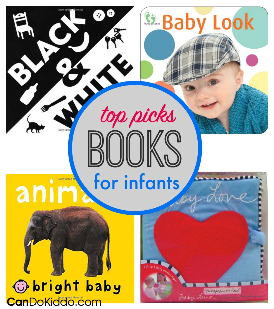 Great baby books for newborns infants Tummy Time. CanDo Kiddo