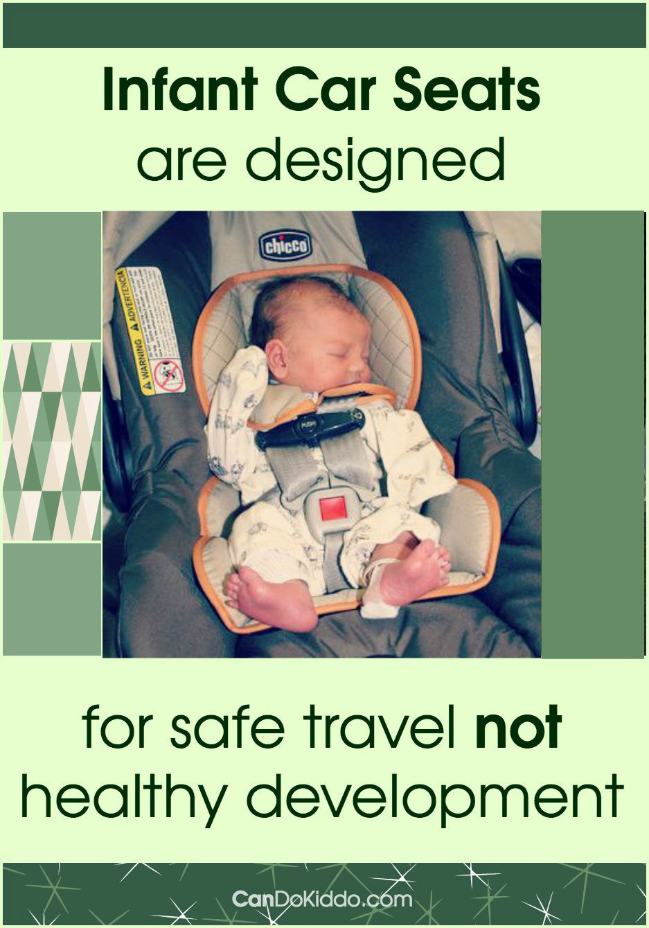 Learn more about safe travel - 10 Car Seat Safety Mistakes That Might Surprise You!