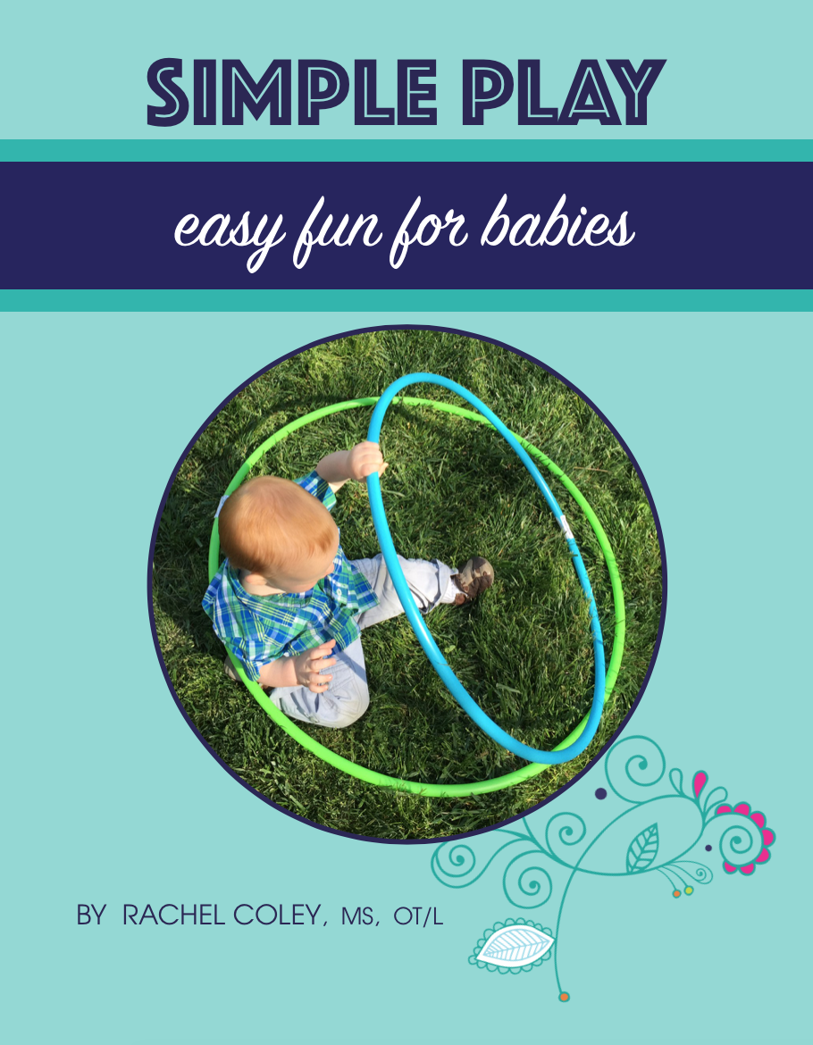 NEW BOOK - Simple Play: Easy Fun For Babies. CanDoKiddo.com