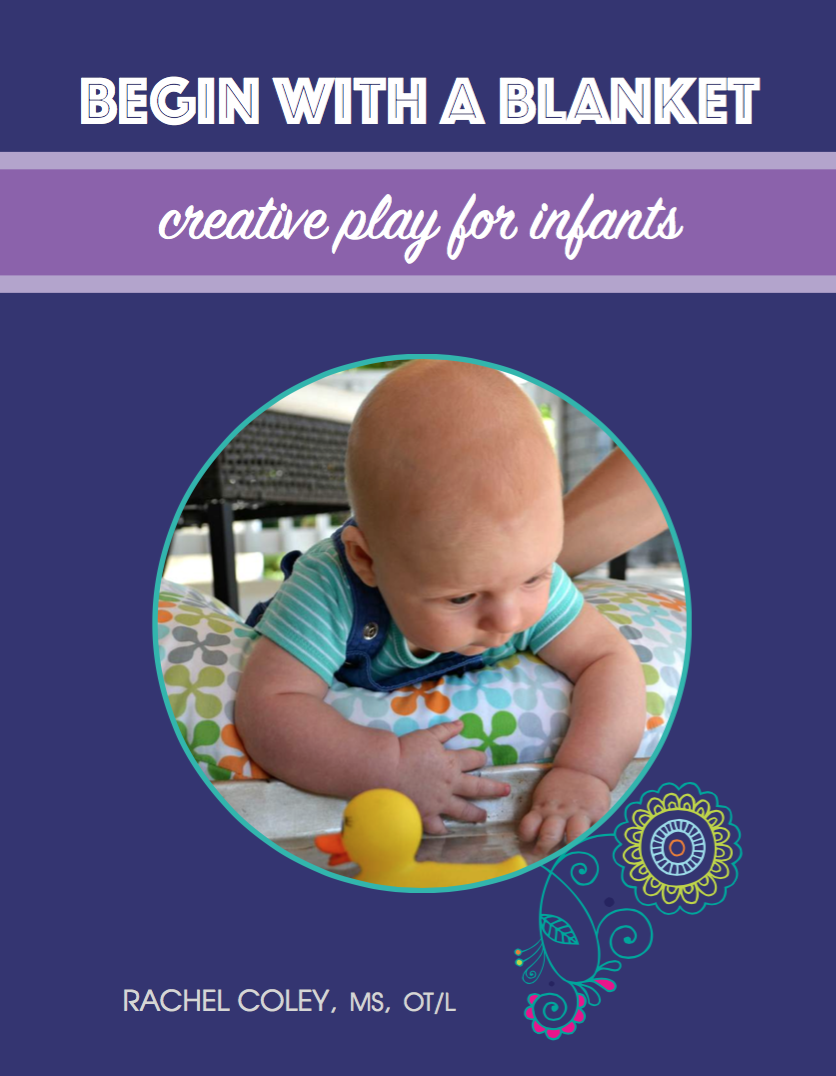 eBook creative play for babies