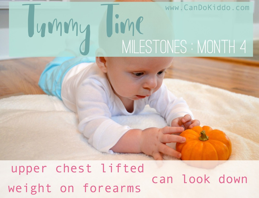 CLICK HERE   for an expert guide to baby's BEST TUMMY TIME