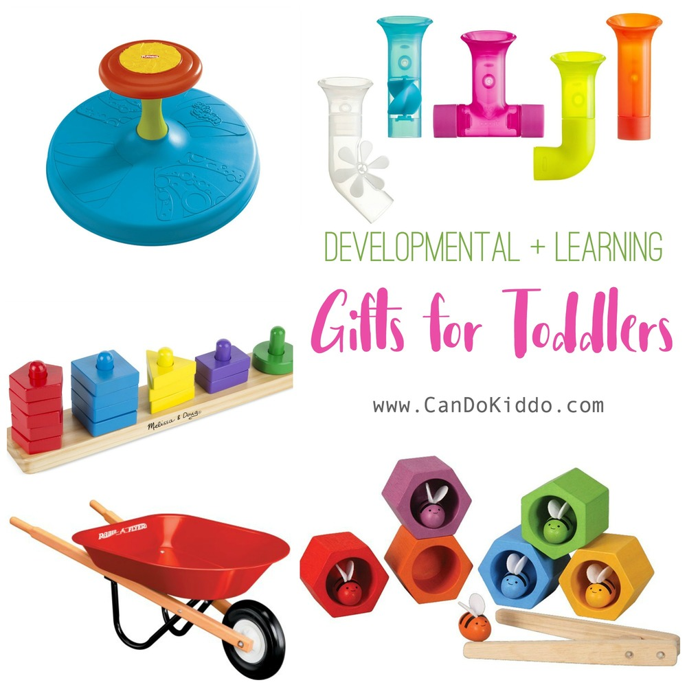 Toys for Toddlers. www.CanDoKiddo.com