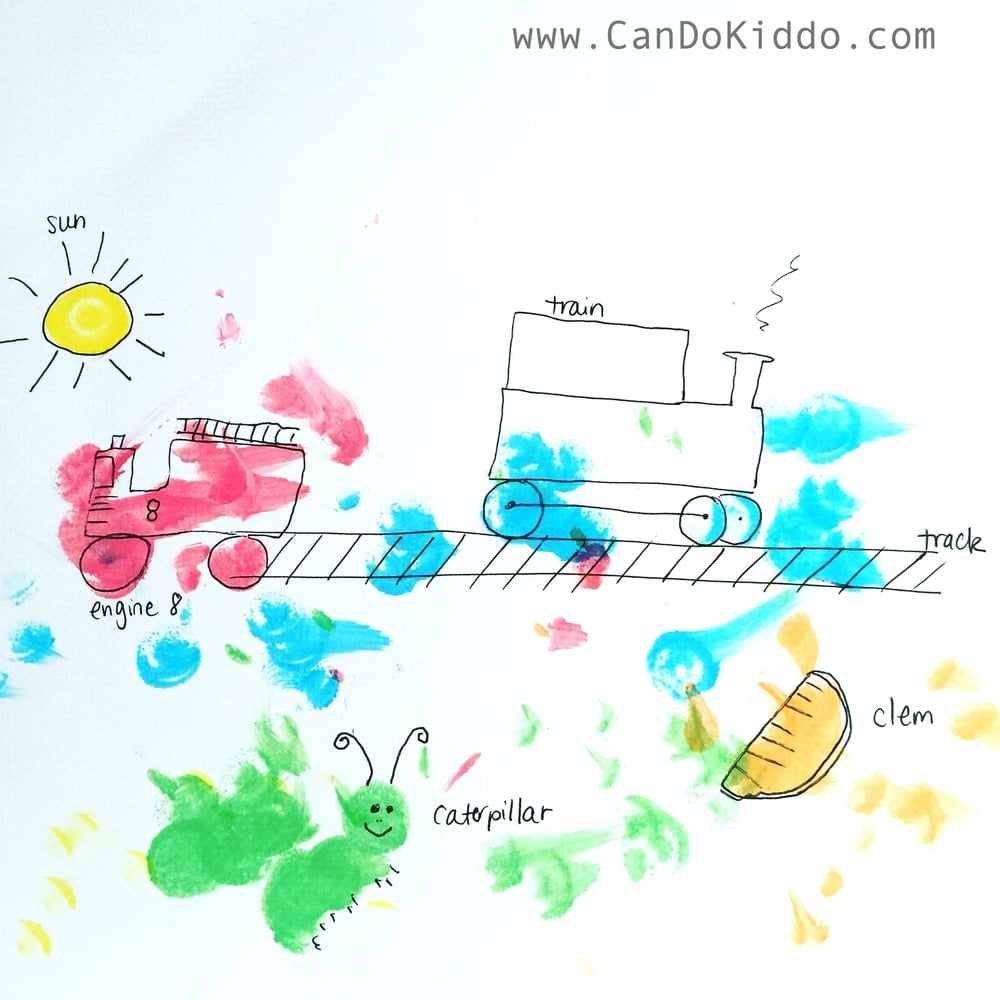 Do A Dot Marker Toddler art. www.CanDoKiddo.com
