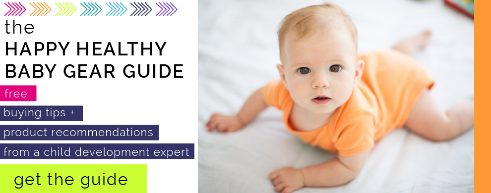 happy healthy baby gear guide
