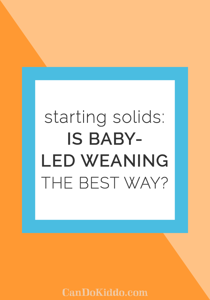 A pediatric OT looks at Baby Led Weaning and alternatives to BLW. CanDoKiddo.com