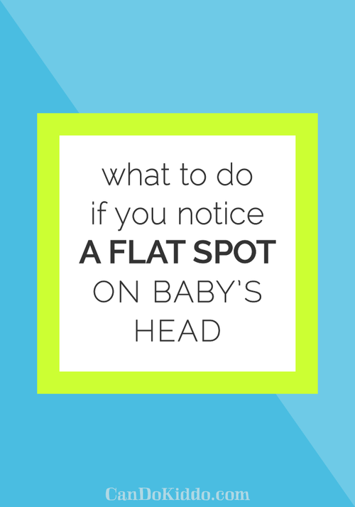 Positional plagiocephaly what to do if your babys head has a flat what to do if baby has a flat spot forming on his head candokiddo solutioingenieria Choice Image