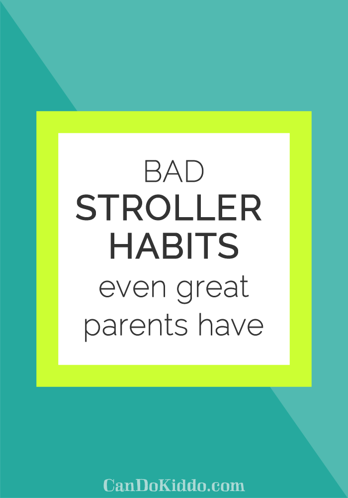stroller habits new parents new baby