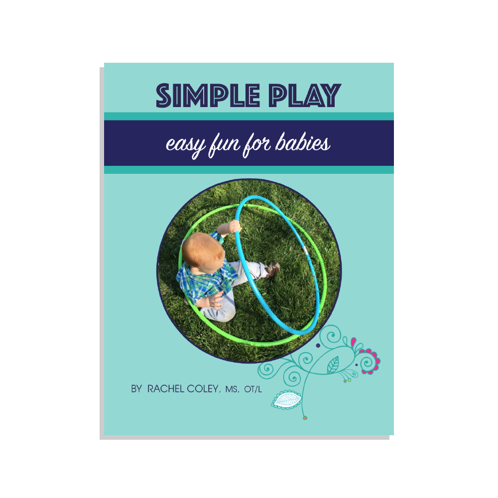 Simple Play: easy fun for babies eBook
