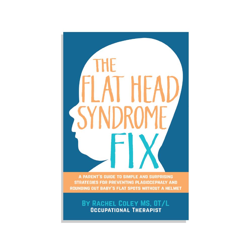 baby flat spot - plagiocephaly - flat head syndrome