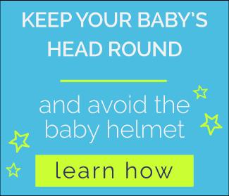 avoid baby flat spots