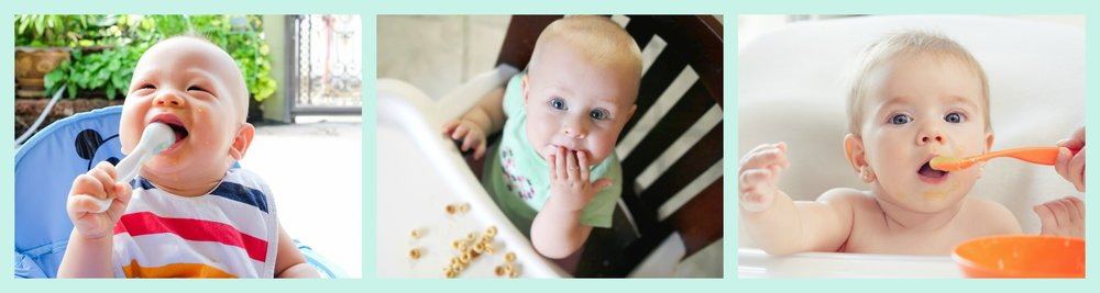 how to start solids. CanDoKiddo.com
