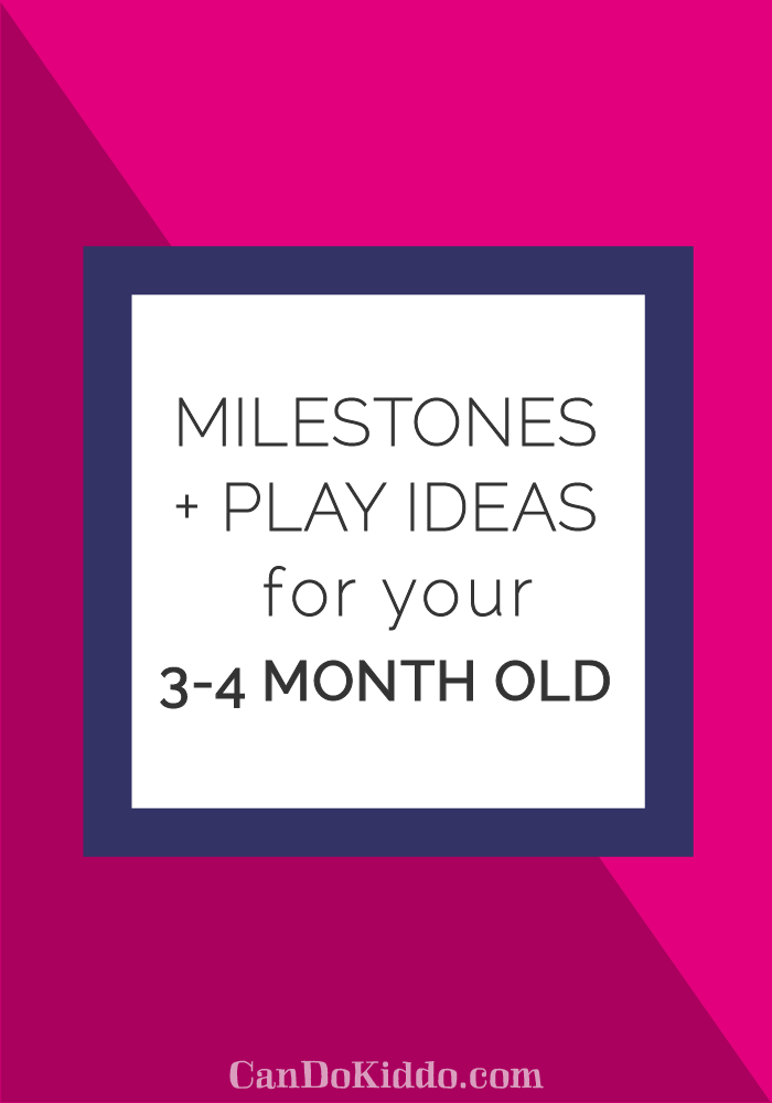 play for 3 and 4 month olds. CanDoKiddo.com