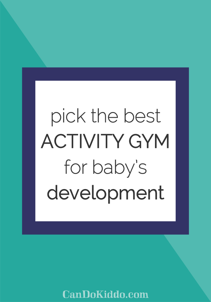 Which baby gym to register for. CanDoKiddo.com