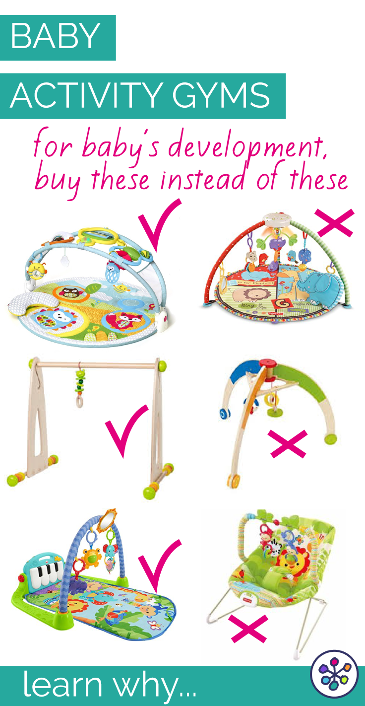 How To Pick The Best Baby Activity Gym For Your Baby