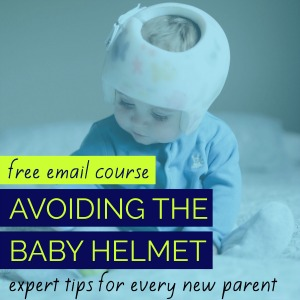 avoid baby flat spots on head