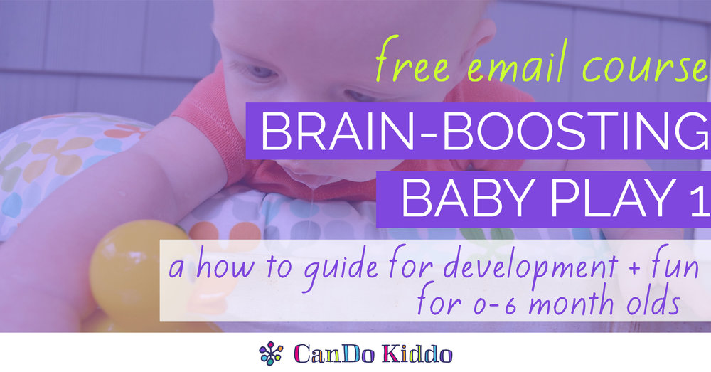 brain boosting baby play free email course