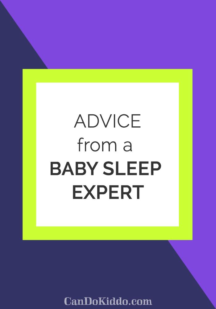 Advice From Sleep Expert www.candokiddo.com