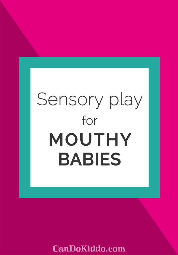 Sensory Play www.candokiddo.com